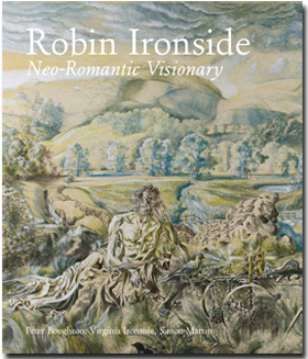 Robin Ironside: Neo Romantic Visionary Book
